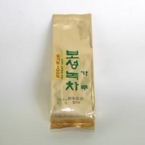 (유기농) 보성가루녹차(100g)